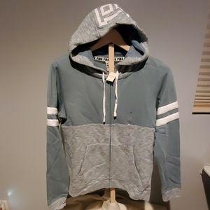 NWT Victoria Secret PINK sweatshirt hoodie sz sm